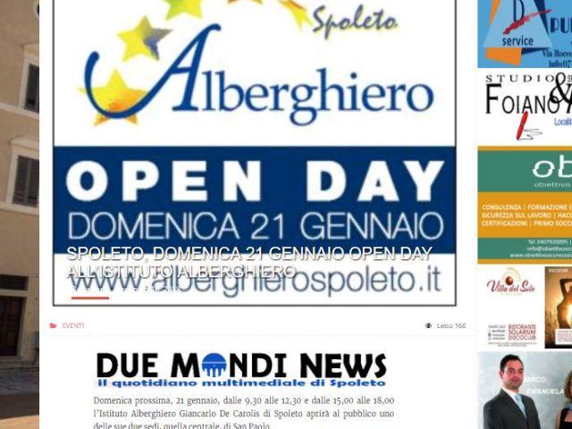 duemondi news 160118